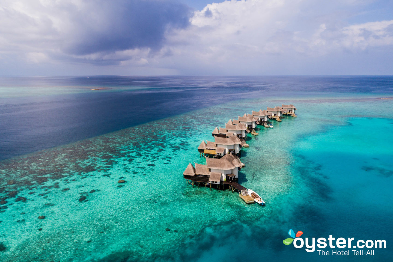 Pourquoi n'iriez-vous pas aux Maldives?
