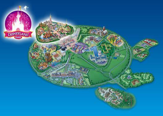 Quel est le premier parc Disney?