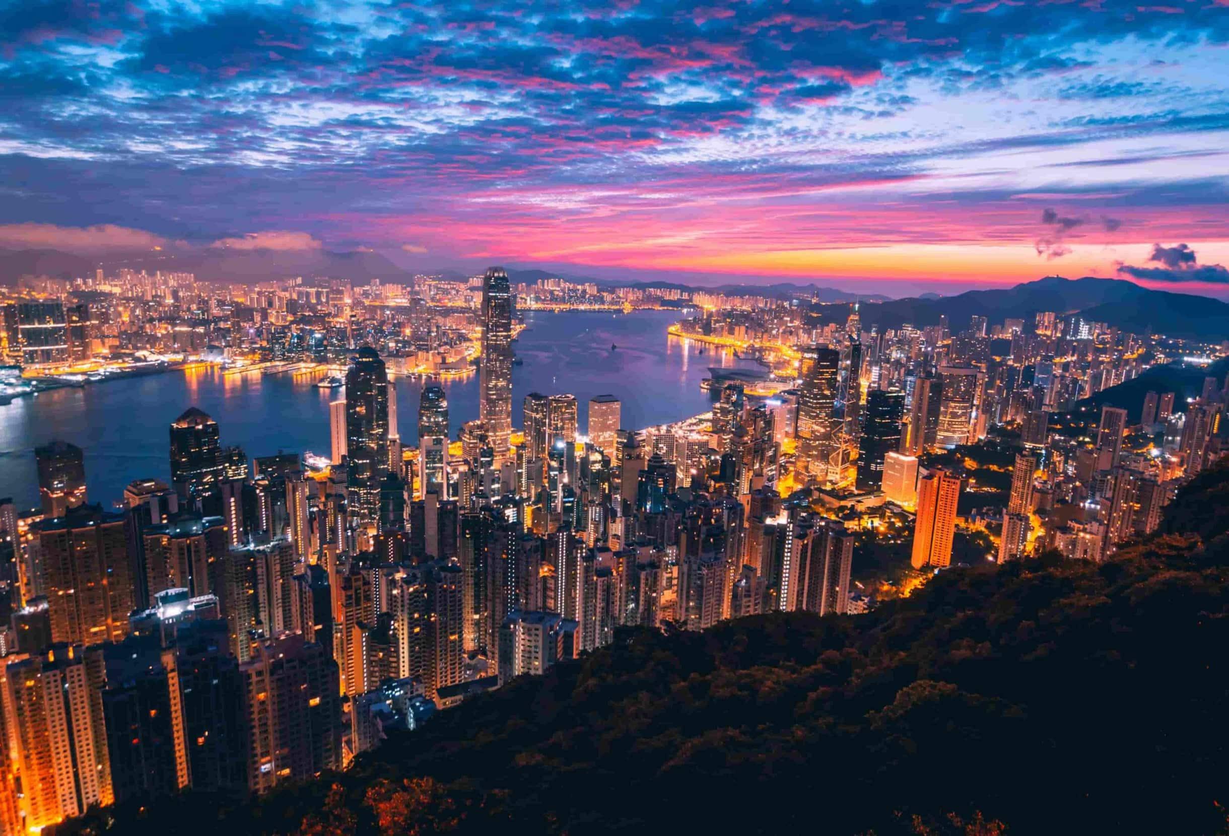 Quel est le nom d'un résident de Hong Kong?