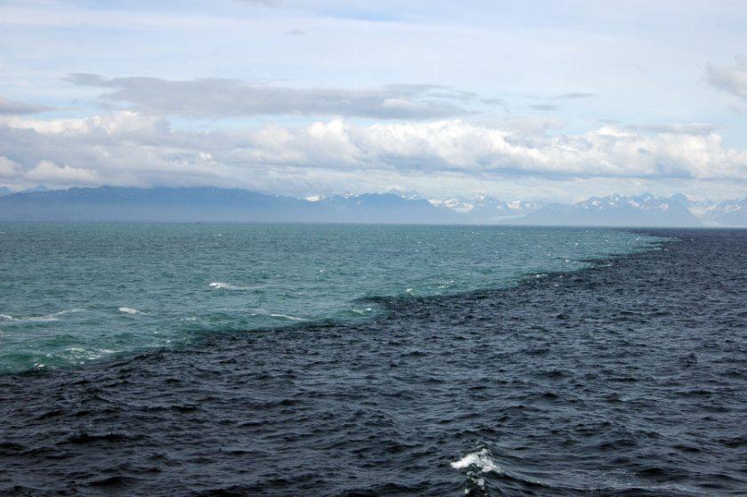 Où est la mer du Nord?