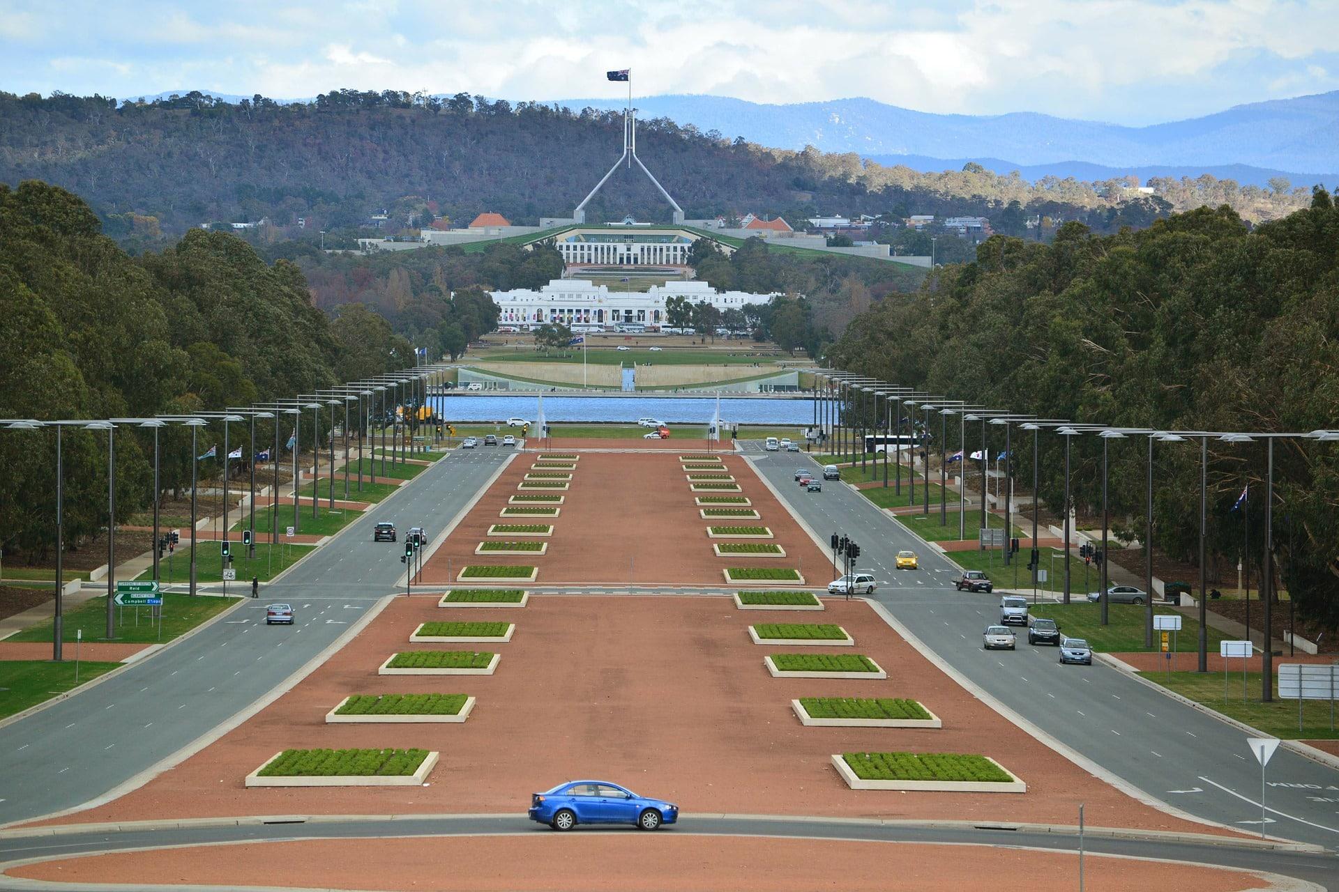 Quel est le surnom de l'Australie et pourquoi?