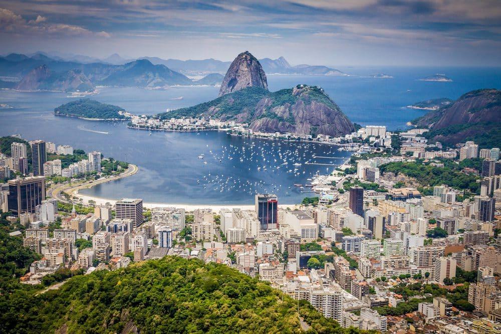 Où êtes-vous au Brésil?