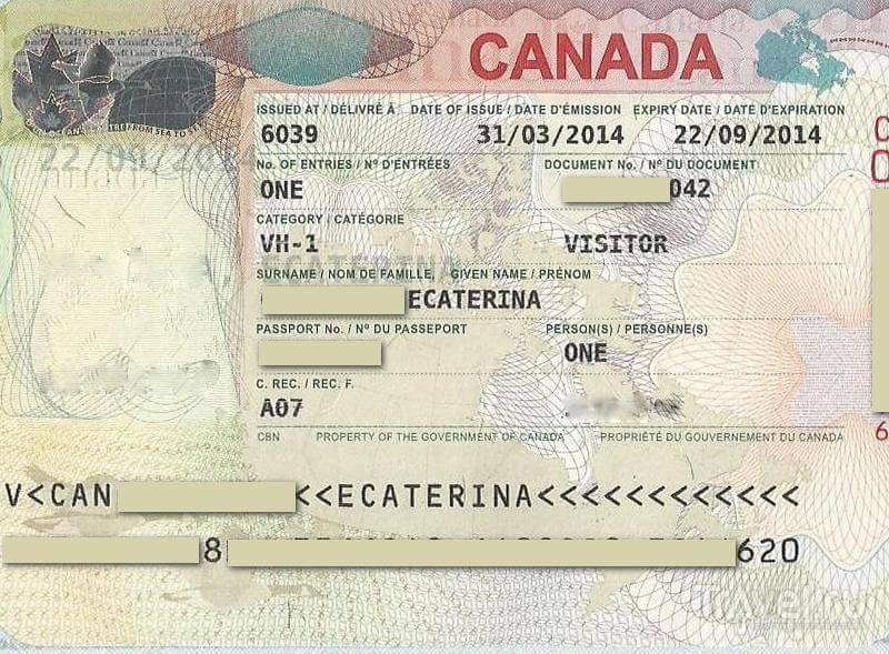Les Canadiens ont-ils besoin d'un visa?